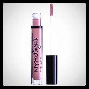 NYX Matte Liquid Lipstick color ~Lace Detail~